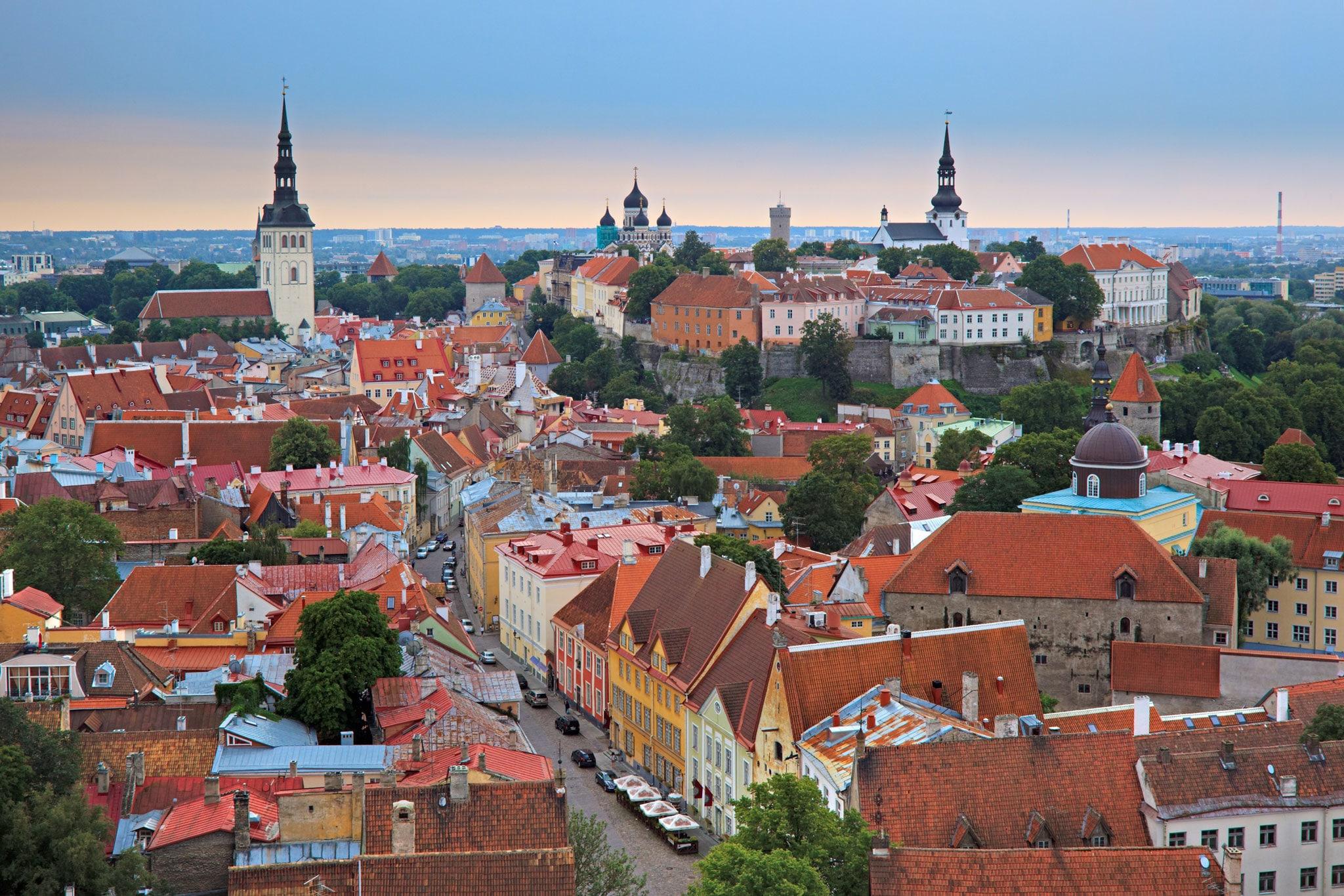 Empresa en estonia